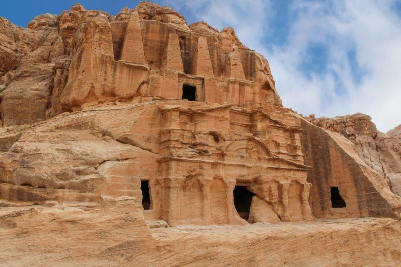 Obelisk Tomb Petra