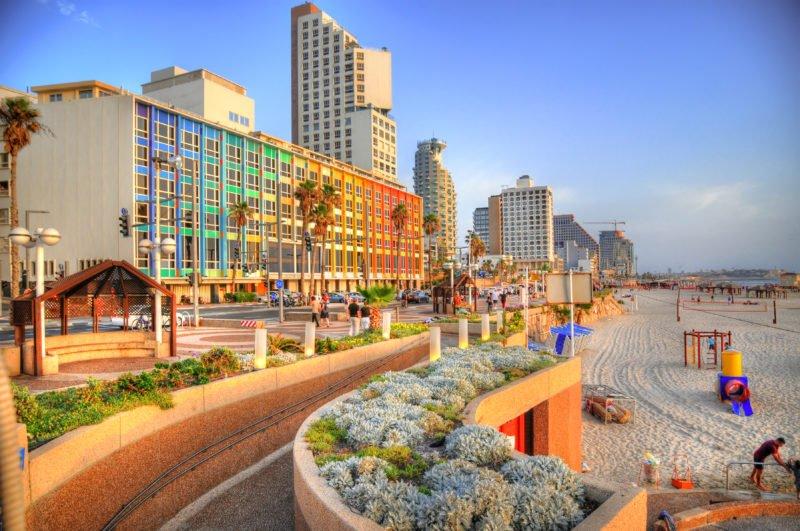 Stay In Tel Aviv