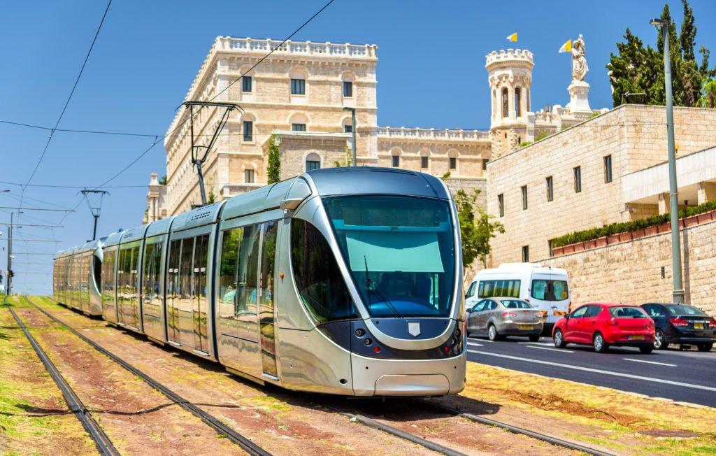 Light rail Israel