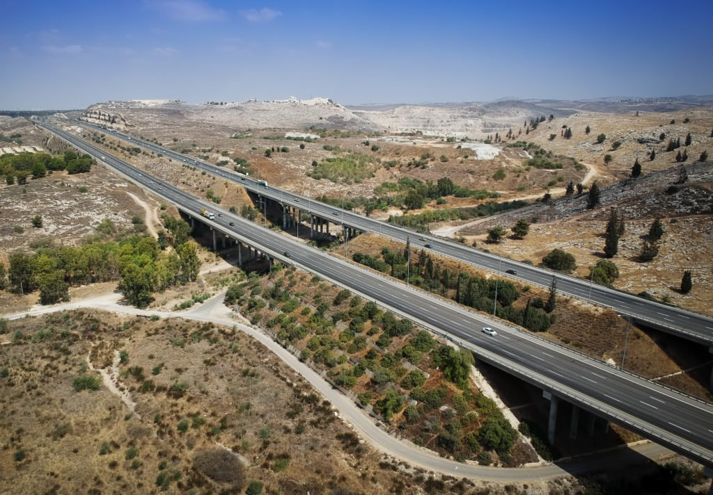 Trans-Israel Highway Driving