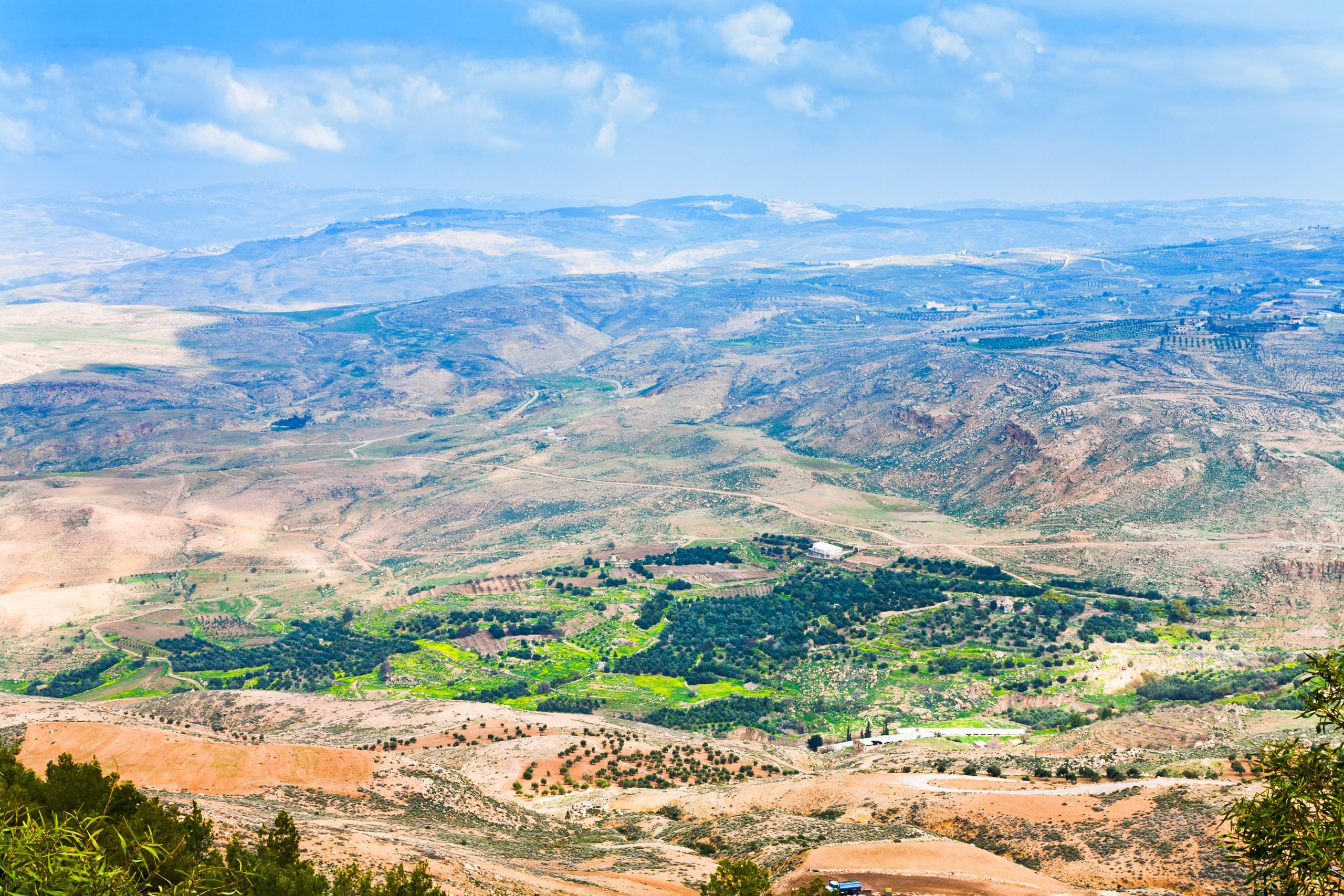 Admire The Views Over The Promised Land On Your Amman, Madaba, Mount Nebo, Dead Sea Day Tour From Amman