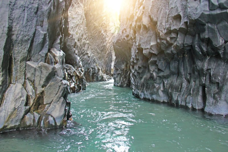 Alcantara Gorges River And Body Rafting Experience From Taormina