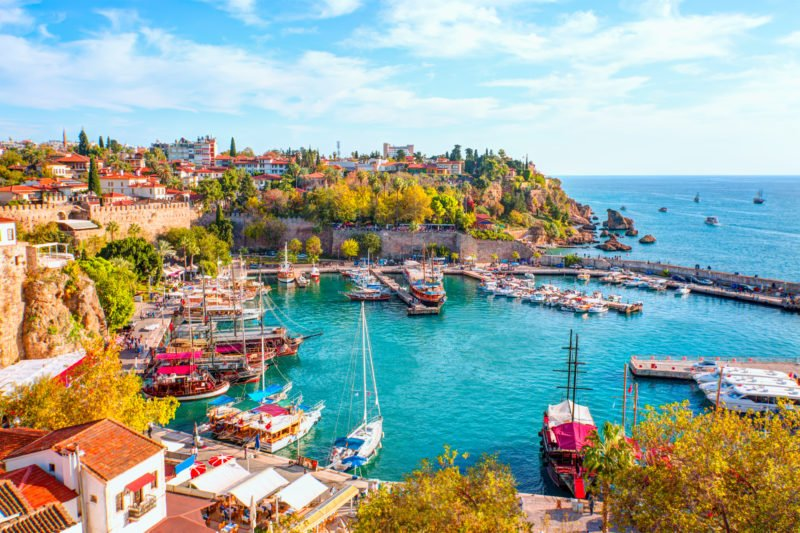 Antalya & Mediterranean Coast Travel