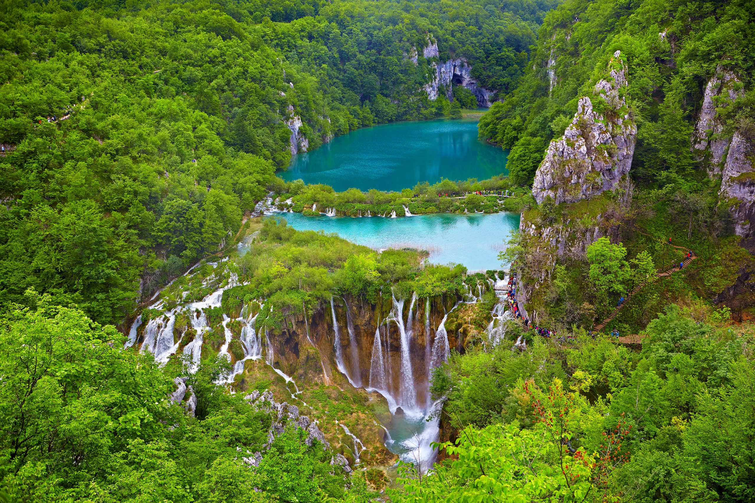 Discover Plitvice National Park On Our 13 Day Secrets Of Croatia Tour Package