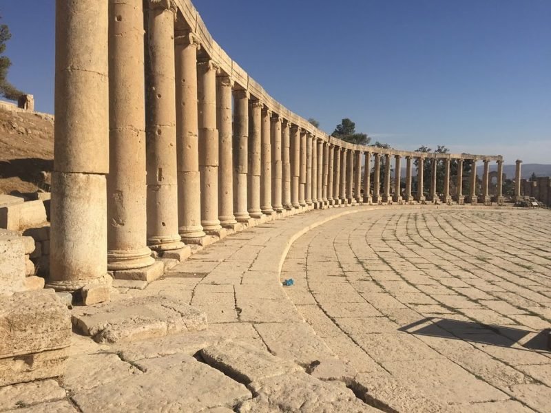 Discover Ancient Jerash On The Highlights Of Jordan 3 Day Tour From Amman