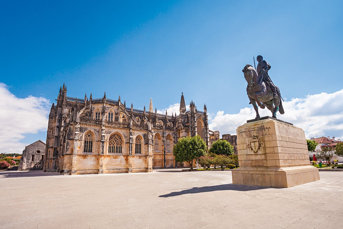 Discover The Batalha Monasterie, A Unesco world heritage, On The Fatima Tour From Lissbon