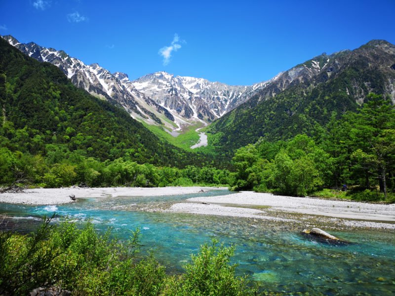 Discover The Japanese Alps On The Kamikochi Hiking Tour From Hirayu Onsen