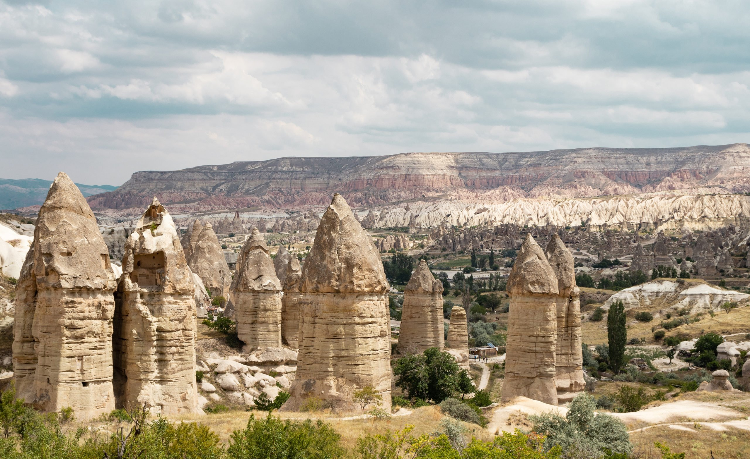 Discover The Love Valley Cappadocia 3 Day Tour From Istanbul