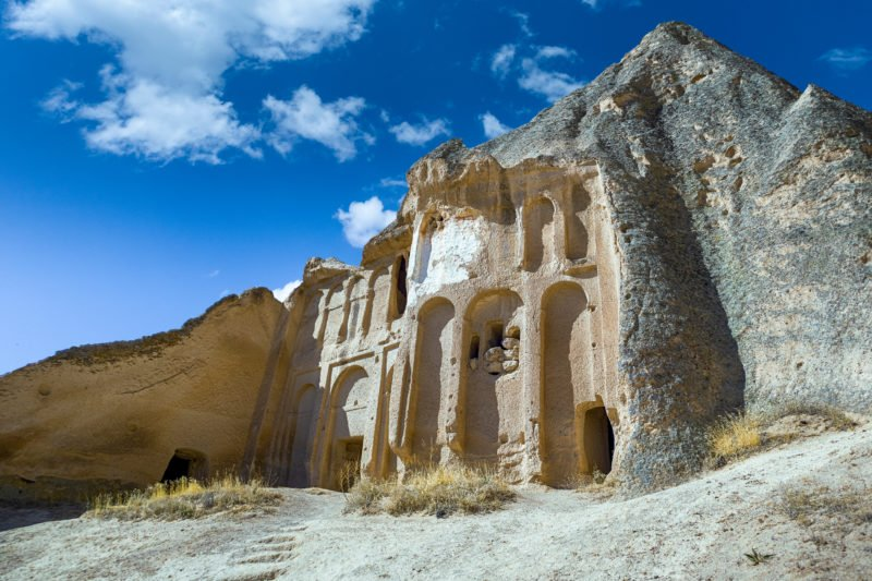 Discover The Selime Monastery On The Cappadocia Underground City Tour From Goreme