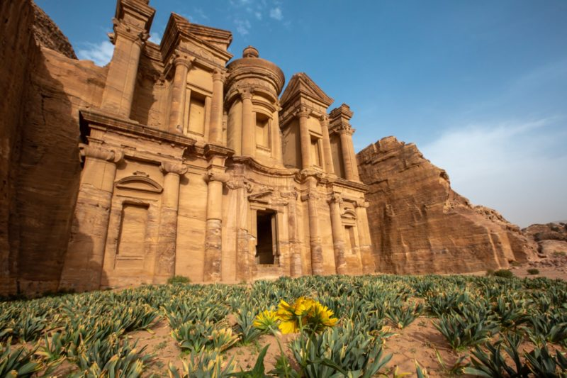Discover The Treasury On The Petra 2 Day Tour From Aqaba
