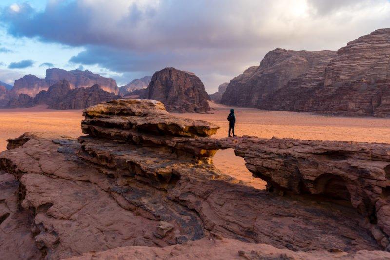 Discover The Wadi Rum Desert