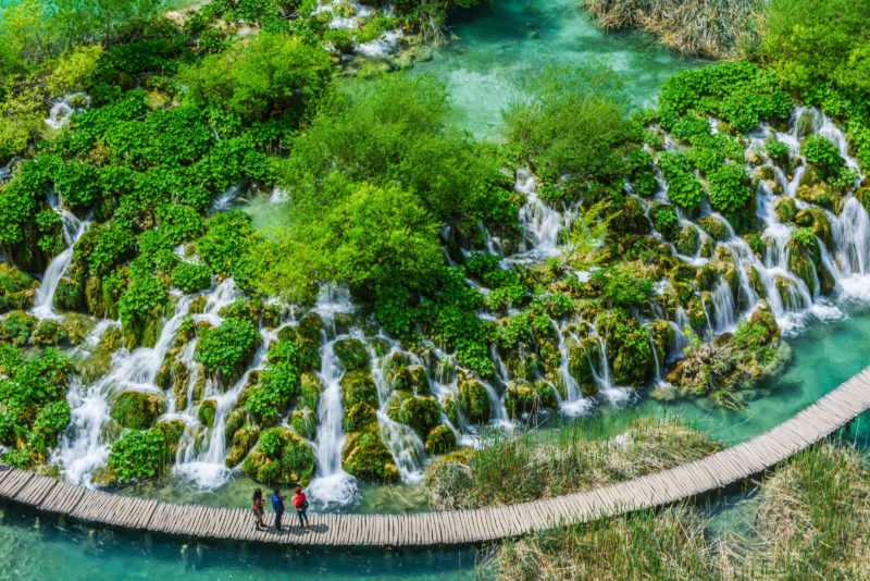 Discover The Beautiful Plitvice National Park On The 3 Day Split Tour Package