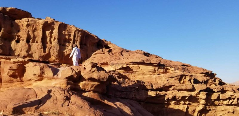 Discover The Beautiful Desert Of Wadi Rum