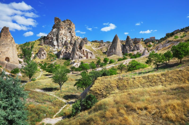 Discover The Beauty Of Cappadocia On The Cappadocia 3 Day Tour From Antalya