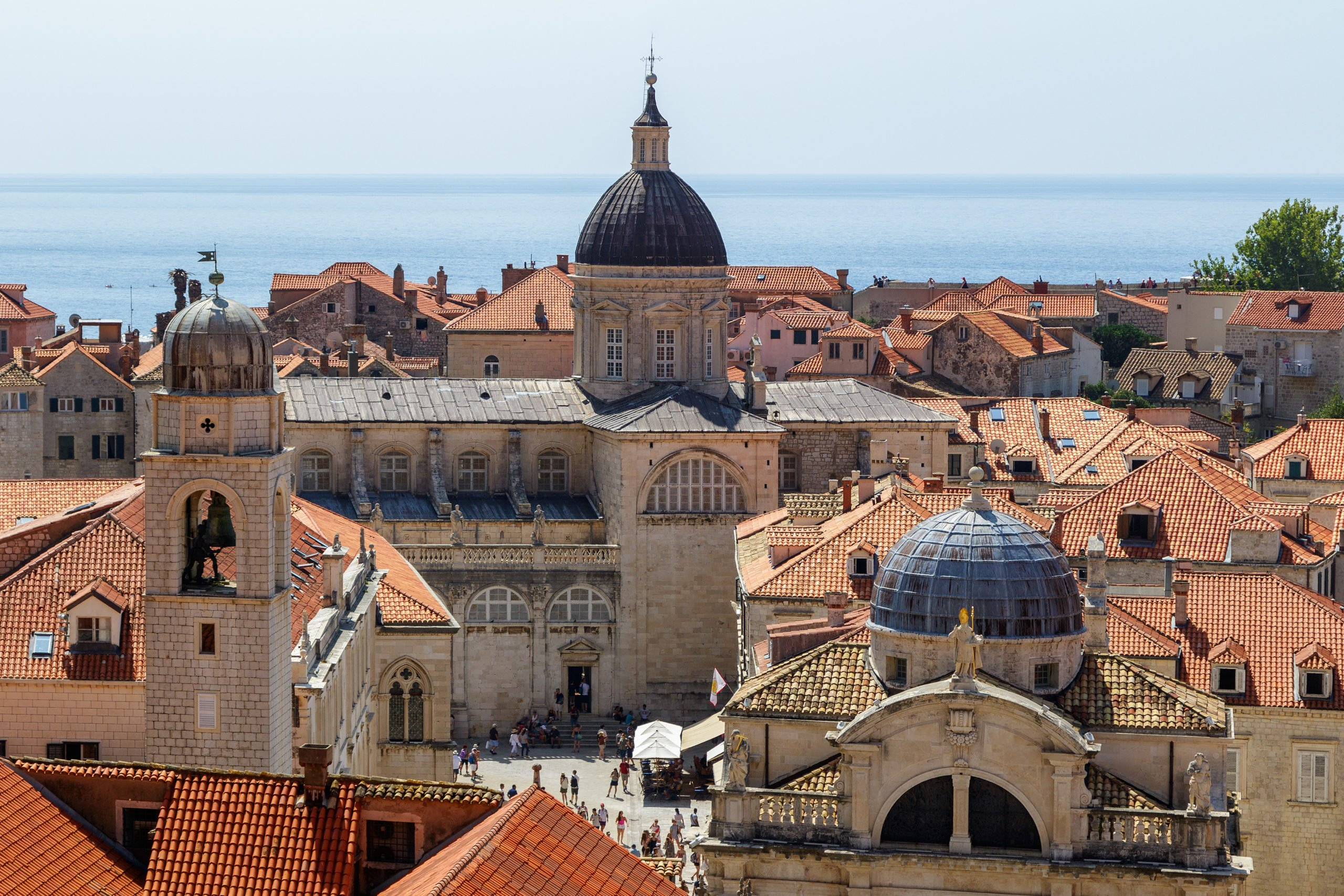 Discover The City Of Dubrovnik With Your Local Guide During The Dubrovnik Highlights & Cavtat Shore Excursion