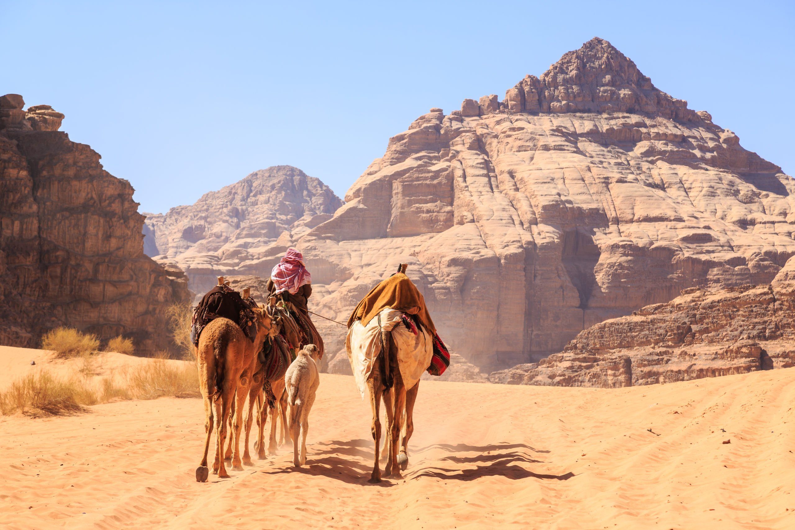 Discover The Different Sites Of Wadi Rum On The Wadi Rum Jeep Tour Safari From Aqaba