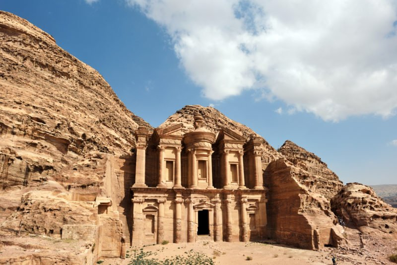 Discover The Highlight Of Jordan - Petra