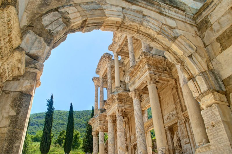 Dive Into The Rich History Of Ephesus On The Ancient Ephesus Tour From Selcuk And Kusadasi