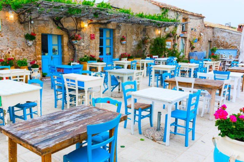 Enjoy Lunch In The Romantic Fisher Village Of Marzamemi