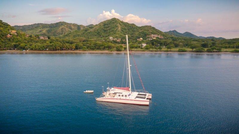 Enjoy A Catamaran Tour