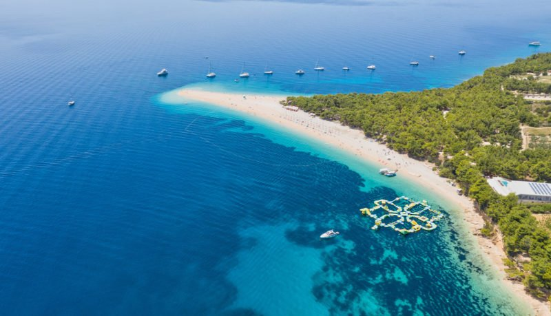 Enjoy A Cruise To Golden Horn Beach On The Split 3 Day Package Tour