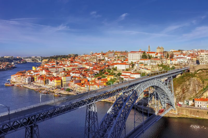 Enjoy A Guided Tour Of The City Of Porto On The Porto Afternoon Tour