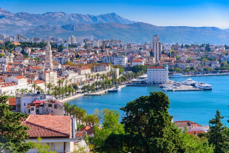 Enjoy A Historical Walking Tour Of Split On The 3 Day Split Tour Package
