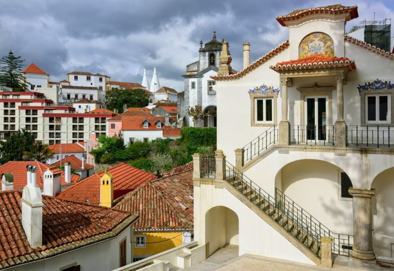 Enjoy A Tour Of The Unesco Worlf Heritage Sintra On The Sintra Half Day Tour From Lisbon
