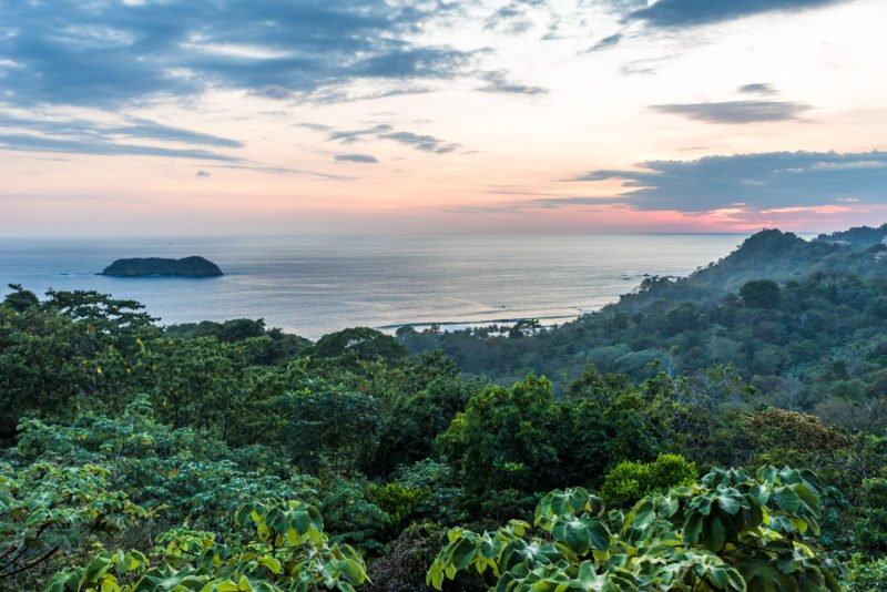 Enjoy The Beauty Of Manuel Antonio On The Highlights Of Costa Rica 9 Day Package Tour - Arenal - Monteverde- Manuel Antonio