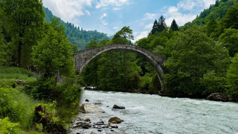 Enjoy The Ride Through The Storm Valley And Discover The Beautiful Bridges On The Ayder Highlands Tour From Trabzon