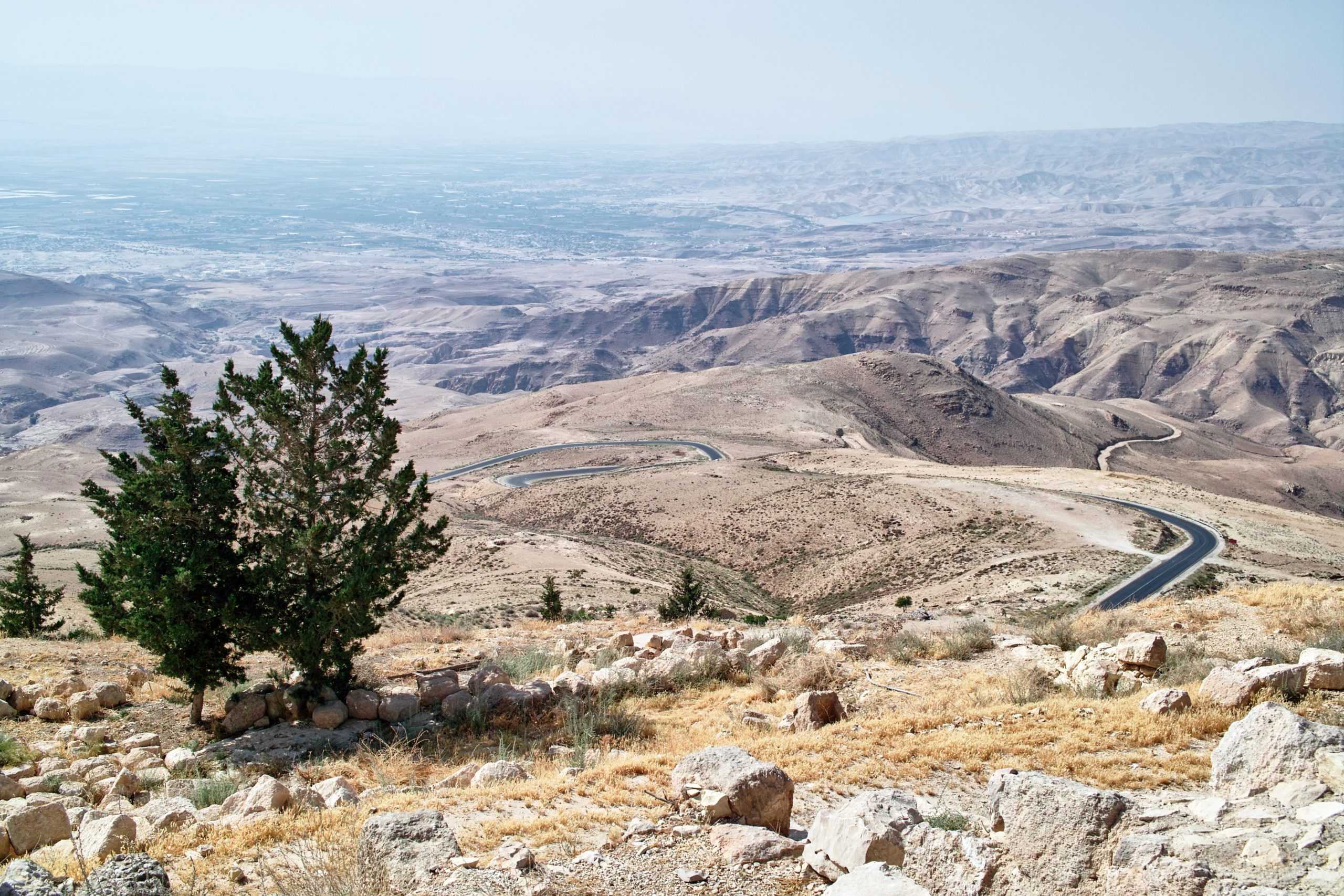 Enjoy The View Over The Promised Land From Mt Nebo Highlights Of Jordan 3 Day Tour From Amman