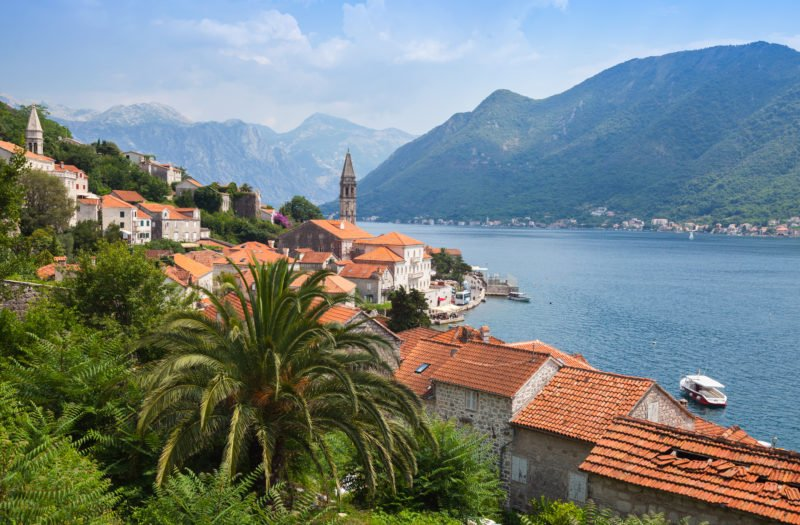 Enjoy The Views Of Kotor Bay On The Montenegro Day Tour From Dubrovnik