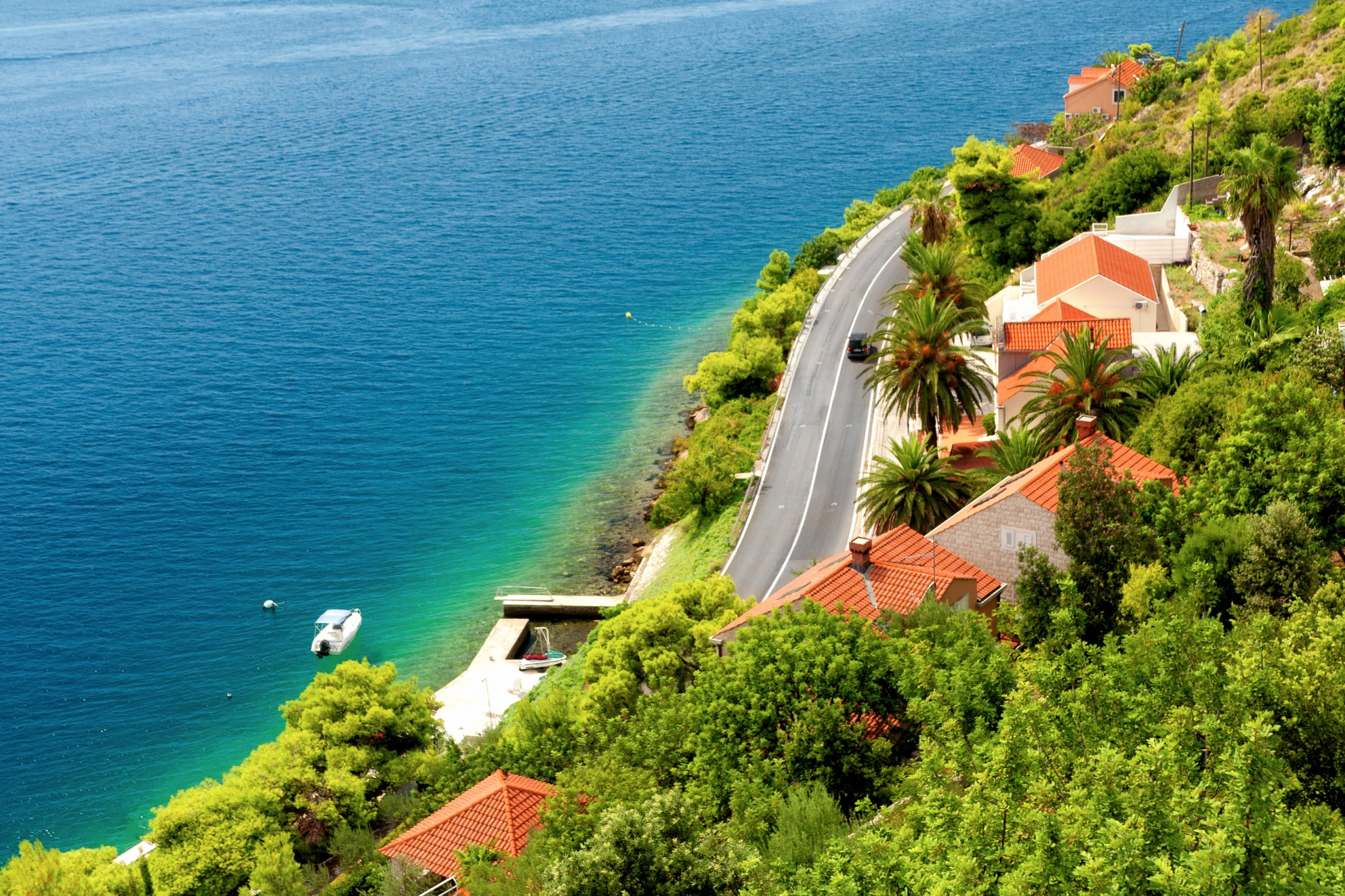 Enjoy The Views Of The Dubrovnik Riviera On The Bike Trip At The Dubrovnik Riviera