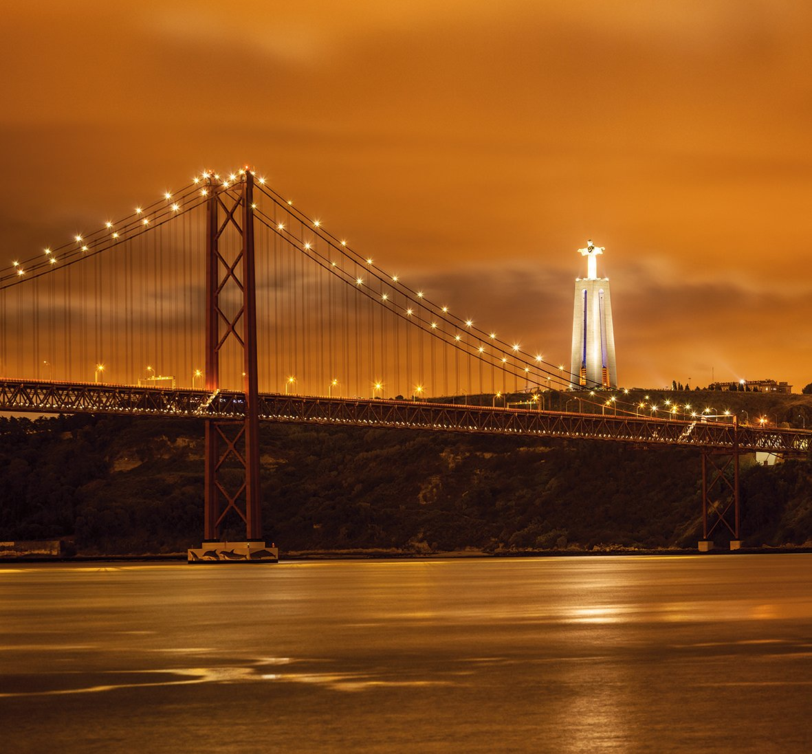 Enjoy The Views Over Lisbon By Night On The Lisbon Fado Experience And Dinner
