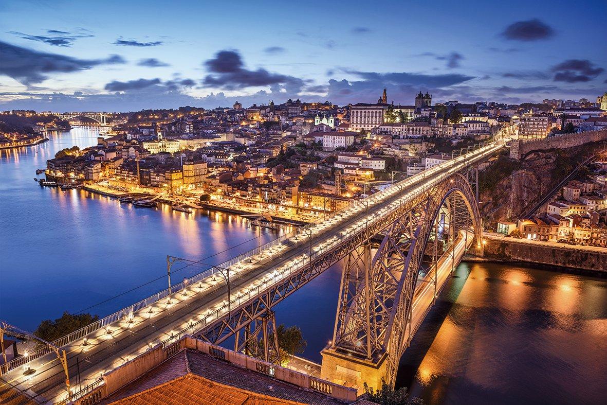 Enjoy The Views Over Porto On The Porto Fado Experience And Dinner