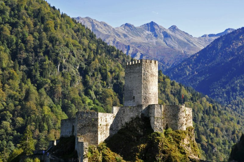 Explore Rize Castle On The Ayder Highlands Tour From Trabzon