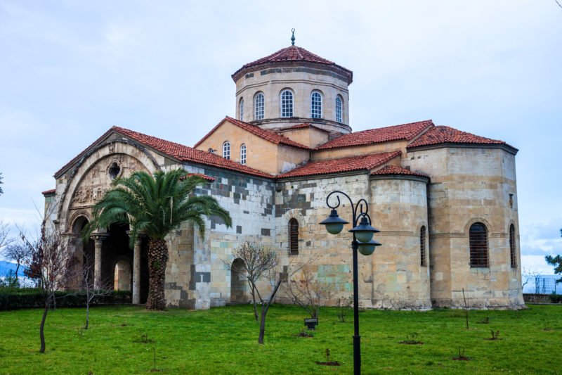 Explore The Museum Of Hagia Sophia On The Insider Trabzon City Tour
