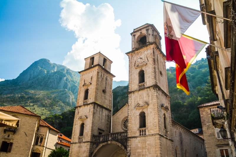 Explore The Old Town Of Kotor On The Montenegro Day Tour From Dubrovnik