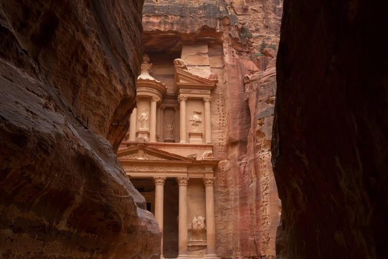 Explore The Highlights Of Petra During The Petra And Wadi Rum 2 Day Tour From Aqaba