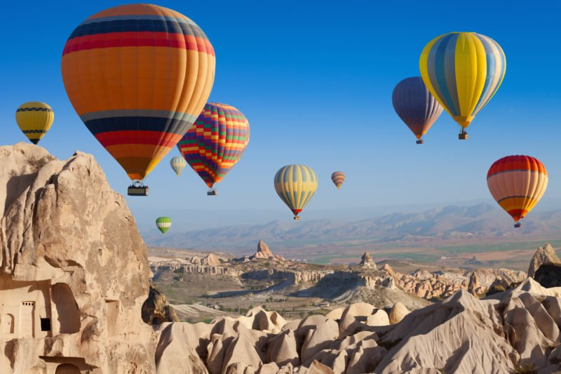 Join Our Cappadocia 3 Day Tour From Antalya