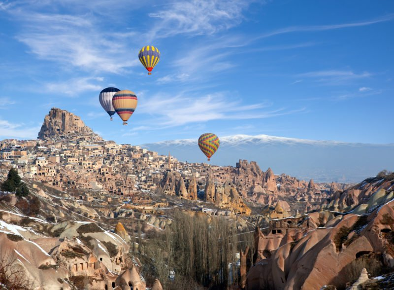 Join Our Cappadocia 3 Day Tour From Istanbul