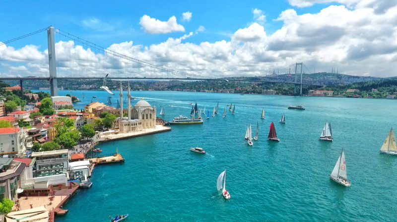 Join Our Dolmabahce Palace Tour & Bosporus Cruise