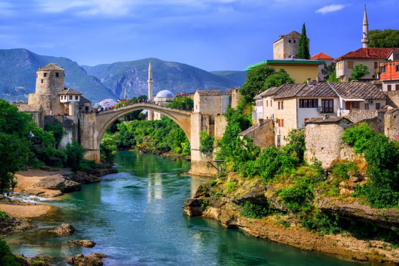 Join Our Mostar And Kravice Tour From Dubrovnik