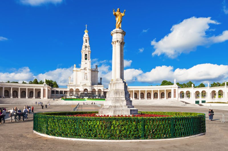 Join Us For A Fatima Tour From Lisbon