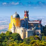 Join Us To The Sintra, Cascais, Pena Palace And Estoril Half Day Tour From Lisbon
