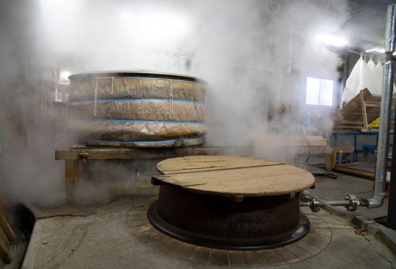 Learn How To Make Sake The Traditional Way On The Takayama Food And Sake Tasting Tour