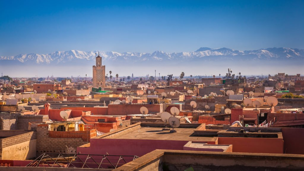 Discover spectacular vistas of Marrakesh during your 2 days itinerary