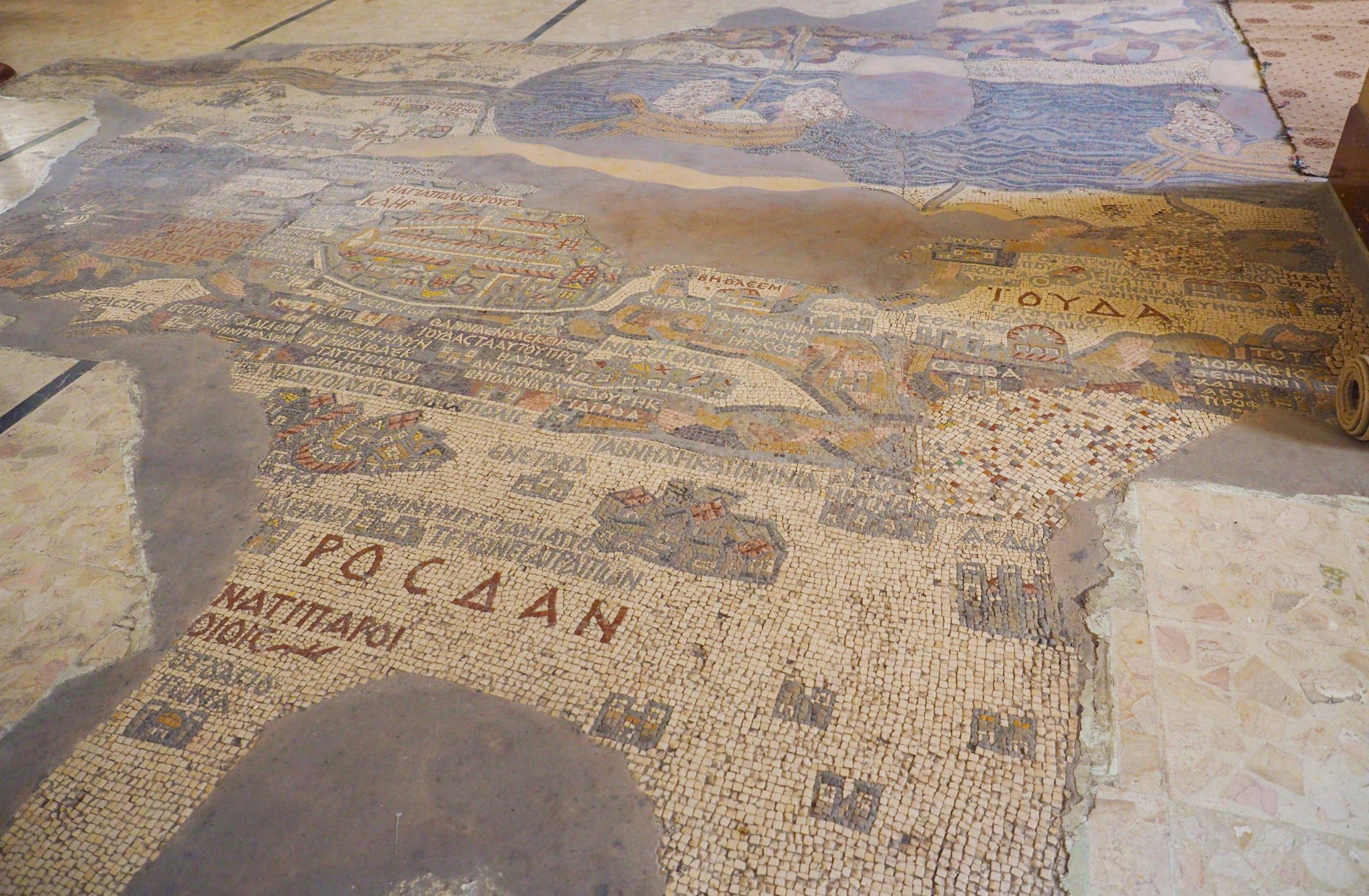 Mosaic Madaba