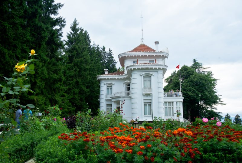 Pass By Ataturk's Summer Residence On The Insider Trabzon City Tour