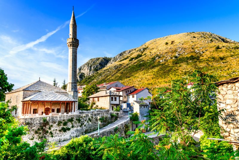 Start Your Day In Croatia And Visit The City Of Mostar On The Mostar And Kravice Tour From Dubrovnik